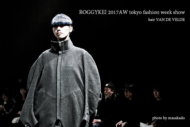 ROGGYKEI 2017AW amazon fashion week show