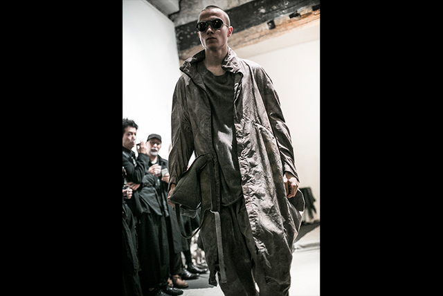 2018SS presentation paris fashion week